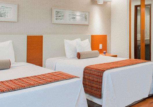 Foto do Hotel COMFORT Suítes Brasília