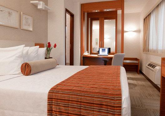 Hotel COMFORT Suítes Brasília